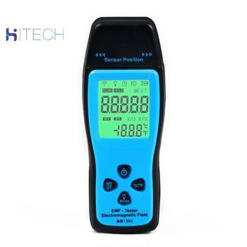 цена на Digital radiation dosimeter Meter Counter handheld Mini EMF Tester LCD Electromagnetic Field Radiation Detector Dosimeter Tester