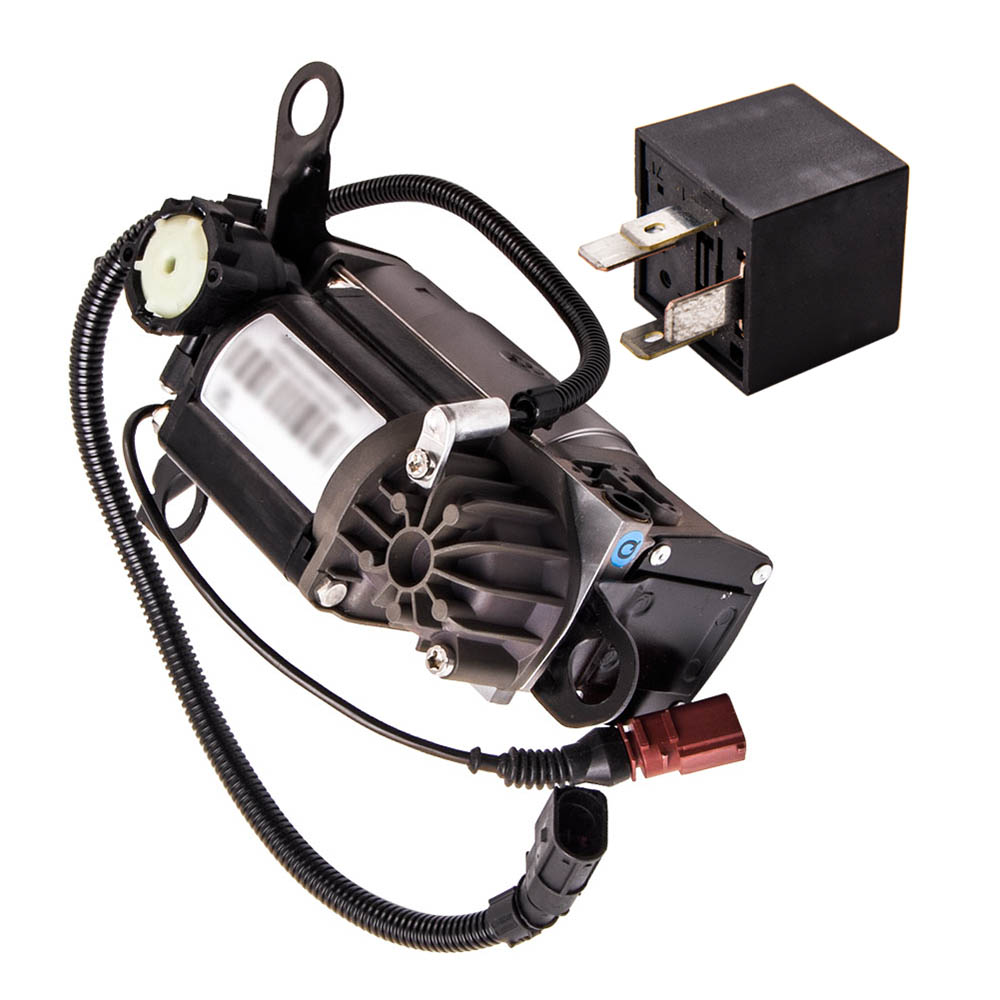 Air Suspension Compressor Pump For <font><b>Audi</b></font> <font><b>A8</b></font> <font><b>D3</b></font> <font><b>4E</b></font> diesel for 10 /12 cylinder 4E0616007 4E0616005E image