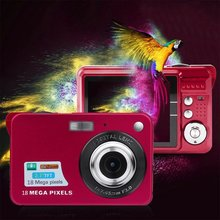 Digital Camera 2019 2.7HD Screen Digital Camera 18/21MP Anti-Shake Face Detection Camcorder