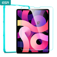 ESR-Protector de pantalla para iPad Pro 2021, vidrio templado HD, para iPad Pro 11, iPad Air 4, iPad 8, 7, 10,2, 11, 12,9, 2020, 2018, 1 ud.