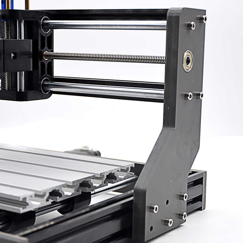 15W CNC Machine de gravure 3018 Pro tête Laser bois routeur 500mw 2500mw 5500mw PCB fraisage bricolage sculpture marquage Machine foret