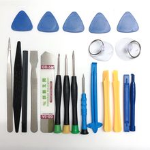 21 in 1 Mobile Phone Repair Tools Kit Spudger Pry Opening Tool Screwdriver Set for iPhone X 8 7 6S 6 Plus Hand Tools Set