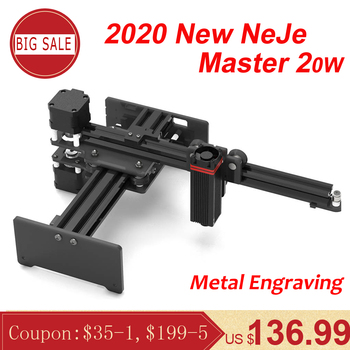 20W/7000mw/3500MW CNC lazer gravür taşınabilir gravür oyma makinesi Mini DIY lazer Logo işareti yazıcı için Metal gravür