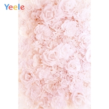 цены Flower Wedding Backdrop For Kids Photography Newborn Baby Birthday Photo Background Custom Photocall For Photo Studio Props