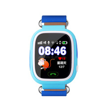 Children Positioning Phone Watch Cell-phone Children Color Screen Touch Screen A Generation
