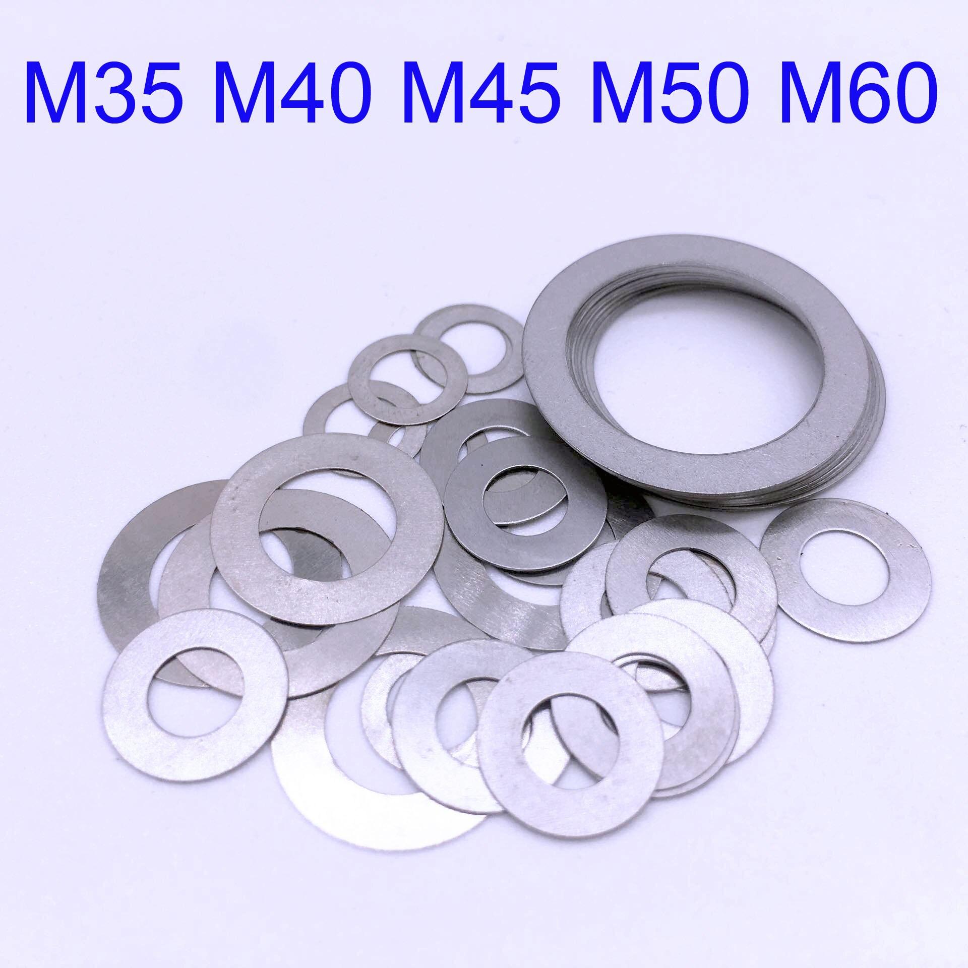 grado marino tama/ño A4 Arandelas de acero inoxidable M4 M5 M6 avellanadas con acabado de metal macizo