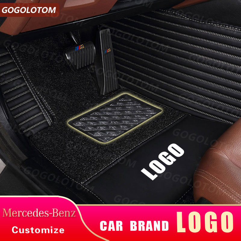 Custom Car Floor Mats for <font><b>Mercedes</b></font> Benz <font><b>B</b></font> Class Klasse Clase <font><b>B</b></font> B180 B200 B250 W245 w246 w242 w247 <font><b>B</b></font> 150 160 170 <font><b>180</b></font> 200 220 250 image