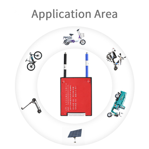 Image 5 - Lithium battery bms 16S 20A 30A 40A 50A 60A PCM/PCB/BMS for 48V LiFePO4 Battery Pack for Electric Bicycle and Scooter and Tools