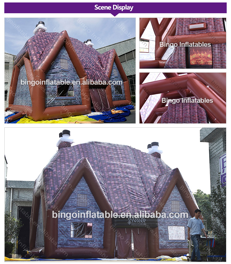 BG-T0011-Inflatable-bar-house-tents-bingoinflatables_02