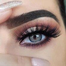 2 pcs/par anjo gelo azul cinza colorido lentes de contato lentes de contato para olhos cor cosméticos lentes de contato contatos de cor