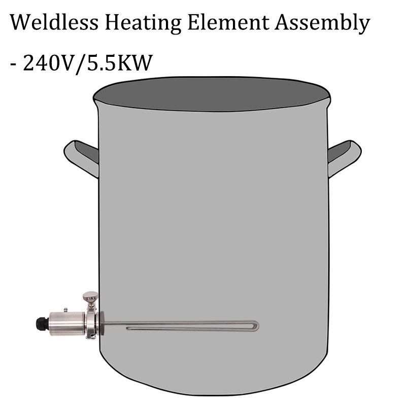 Weldless Heating Element Assembly 1.5
