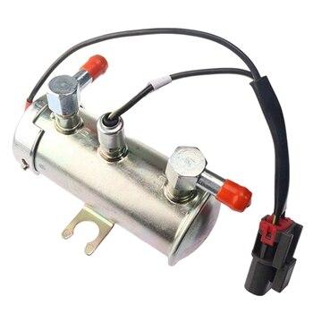 24V Bomba De Combustível Elétrica para ZAX240 EX240 EX330-3 4HK1 6HK1 8980093971