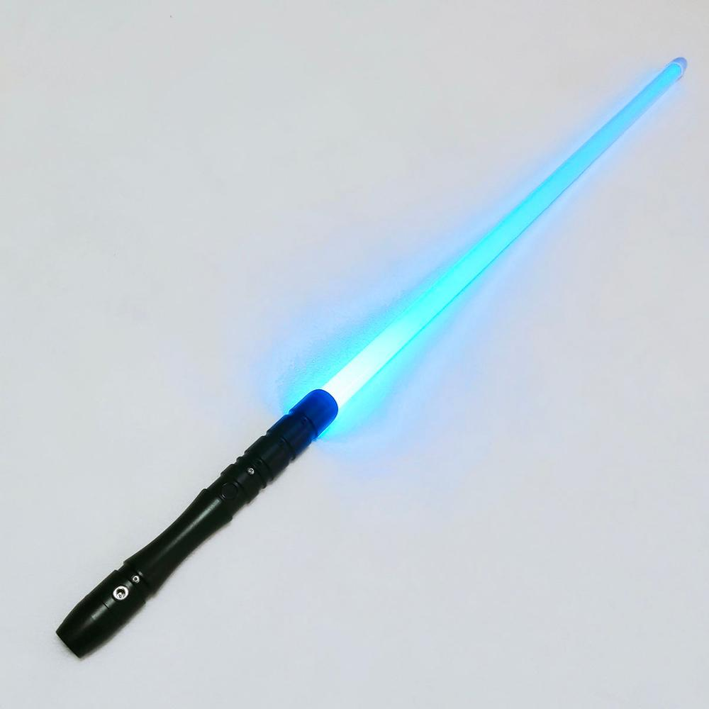 Lightsaber Sword Toy Kids RGB Force FX Heavy Dueling Color Changing Metal Sound FOC Apprentice Light Saber Star Wars Lightsaber