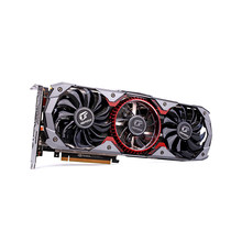 Warna-warni GeForce RTX 2080 Super Kartu Grafis Canggih OC GPU GDDR6 8G IGame Video Kartu NVIDIA Satu Tombol overclock Lampu RGB(China)
