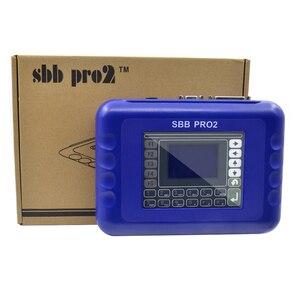 Image 5 - חדש הגיע SBB V48.99 V48.88 SBB Pro2 מפתח מתכנת תמיכה מכוניות כדי 2018 להחליף SBB V46.02 v33.02 SBB מפתח מתכנת