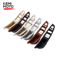 Car Interior Door Handles Panel For BMW F10 528i 550i For Left Hand Drive Trim Cover 51417225873