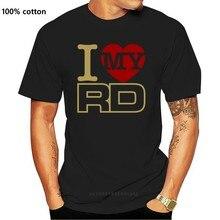 J'aime mon RD, classique 2 temps RD350 RD250 Biker t-shirt Cool décontracté fierté t-shirt hommes unisexe nouvelle mode t-shirt hauts drôles