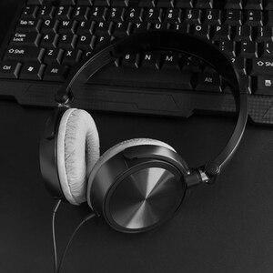 Image 5 - Écouteurs filaires HIFI stéréo PC, 3.5mm, casque de musique Gamer, micro HD, pour mobile, xiaomi, iphone, samsung, ordinateur portable, tablette