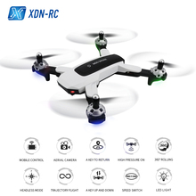 Four-axis Aircraft Professional Foldable Quadcopter HD Camera Drone WIFI FPV Wide Angle Remote Control toy RC 4K