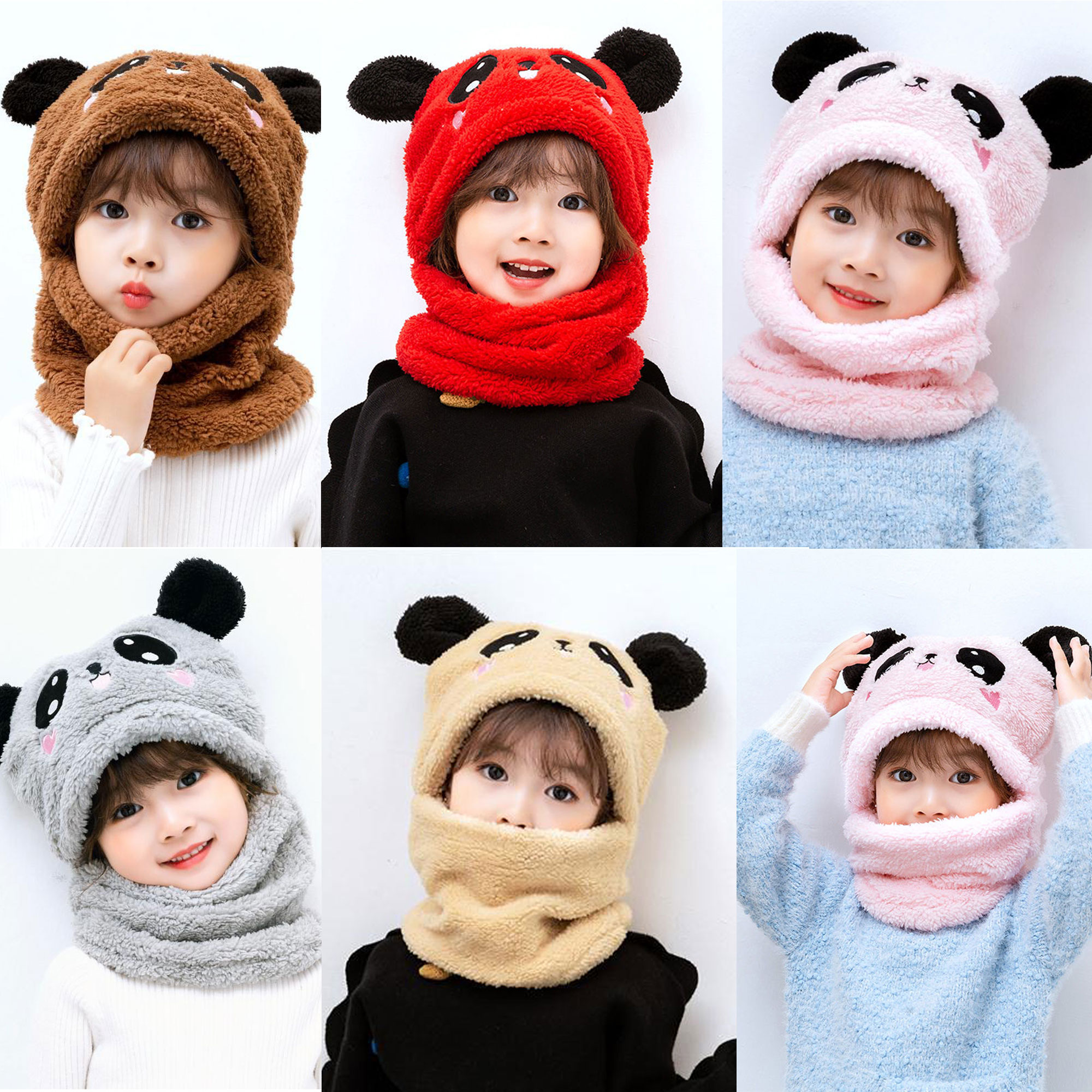 Cap Knothat Rabbits Baby Kids Printed Hat Hats Ears Hat Newborn Star Fashion BL