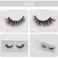 AMAOLASH Eyelashes 3D Mink Lashes High Volume Handmade False Natural Long Makeup Eyelash Extension