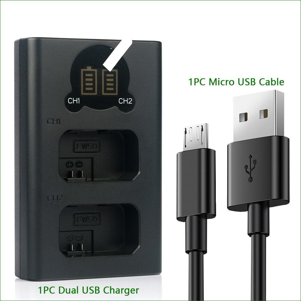 EN-EL15 EL15 Dual USB Carregador de Bateria