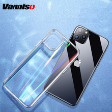 Luxury Laser Glass Case For iPhone 11pro max 11 7 8 plus XR Xs Cases Ultra Thin Transparent Cover X 6s