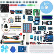 Keywish RFID Starter Diy Kit For Arduino UNO R3 With Bluetooth Module, 34 Lesson , Solder-Free, Support Scratch Mblock