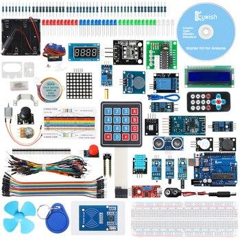 Keywish RFID Starter Diy Kit para Arduino UNO R3 con módulo Bluetooth,...