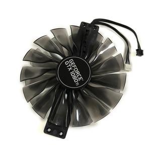 Image 2 - FD10010H12S GPU VGA Card Cooler Fan For Palit GTX 1080Ti GTX1080Ti GameRock Premium Edition Graphics Video Card Cooling