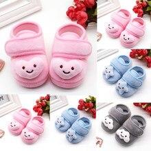 Winter Boots Unisex Newborn Baby Shoes Girls Winter Anti-sli
