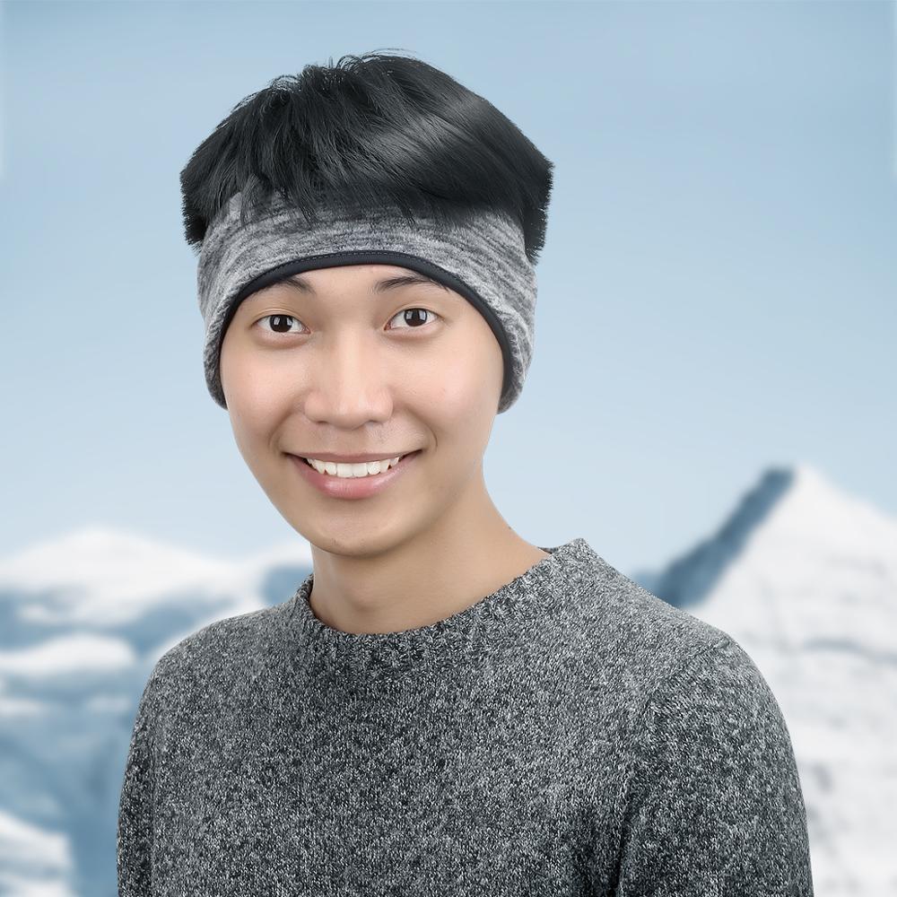 Winter Cycling Headscarf Sports Warm Ear Protection Hair Belt Basketball Running Head Cover Warm Earmuffs