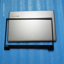 جديد لينوفو 7000 13 320S 13 320s 13ikb قاعدة الكمبيوتر المحمول قاعدة lcd الظهر + lcd الجبهة الحافة الفضة