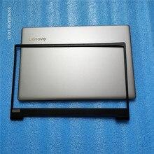 ใหม่สำหรับ Lenovo 7000 13 320S 13 320S 13IKB แล็ปท็อป TOP ฐาน LCD + LCD ด้านหน้า BEZEL เงิน