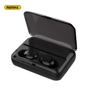 Мини F9 наушники-вкладыши TWS Bluetooth 5,0 Беспроводной наушники 9D стерео спортивные Водонепроницаемый Беспроводной наушники гарнитура С микрофо...