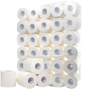 Wood pulp hollow toilet paper toilet roll wc papier toilette roll toilettenpapier rolls