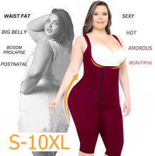 Mulheres bodysuits cintura trainer controle de barriga emagrecimento modelagem completa shapewear corset bunda levantador alta roupa interior mais tamanho