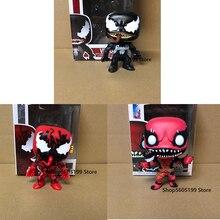 Model-Toys Action-Figures Venomized Loki Pop-Venom Vinyl Children Gift Us-Captain And