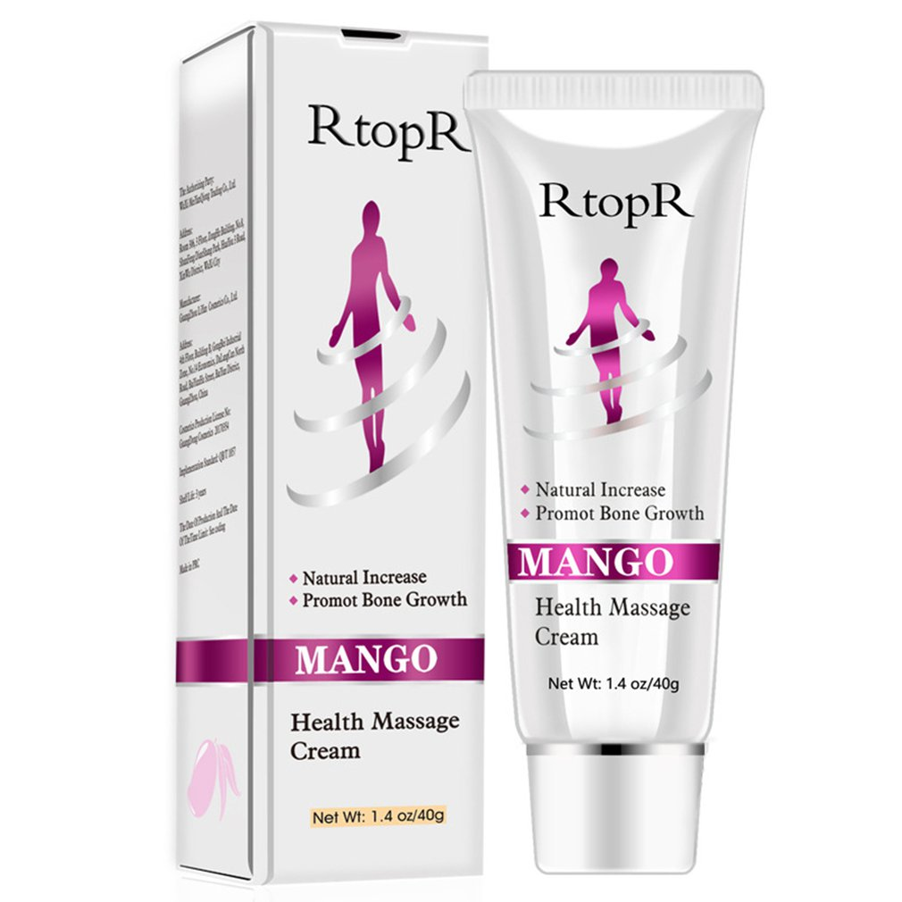 Mango Natural Health Massage Increases Body Growth Higher Health Massage Cream Foot Care Products Promote Bone Growth