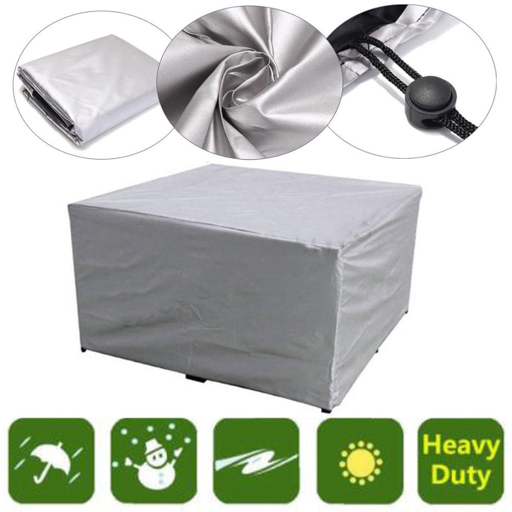 Outdoor Cover Waterproof Furniture cover Sofa Chair Table Cover Garden Patio Beach Protector Rain Snow Dust Covers 25Size