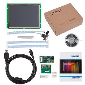 "Image 5 - หิน 8.0 ""ยืดหยุ่นหน้าจอ TFT โมดูลจอแสดงผล LCD อัตโนมัติควบคุม FIELDS"