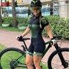 Kafitt nova camisa de ciclismo de manga curta feminino terno ciclismo equipe roupas de montanha bicicleta macaquinho feminino 8
