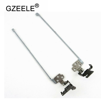 GZEELE laptop accessories LCD Screen Hinge L & R LCD Hinges Set For Dell Latitude 3480
