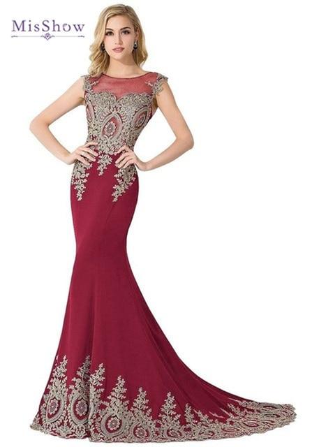 HOT SALE vestido de festa Prom dresses 2021 Long Mermaid Dresses Gold Appliques Royal Blue Kaftan Dubai dress Formal Party Dress 2