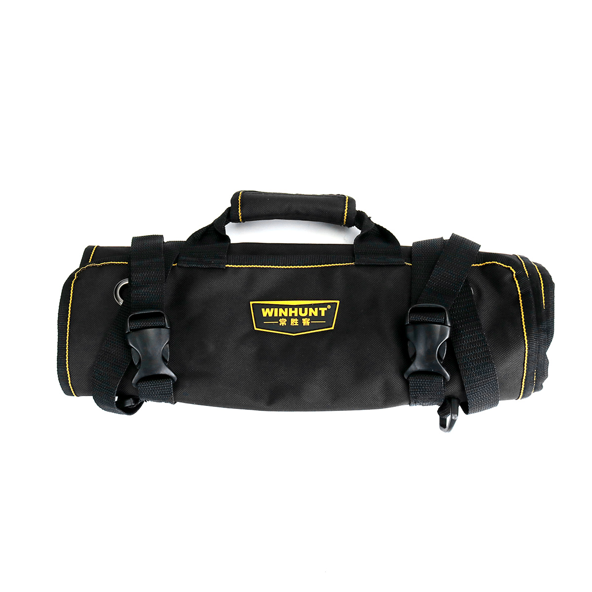 Thicken Multifunction Oxford Electrician Tool Pouch Reels Storage Reel Tools Bag Waterproof Electrician Tools Kit Roll Bag Kit