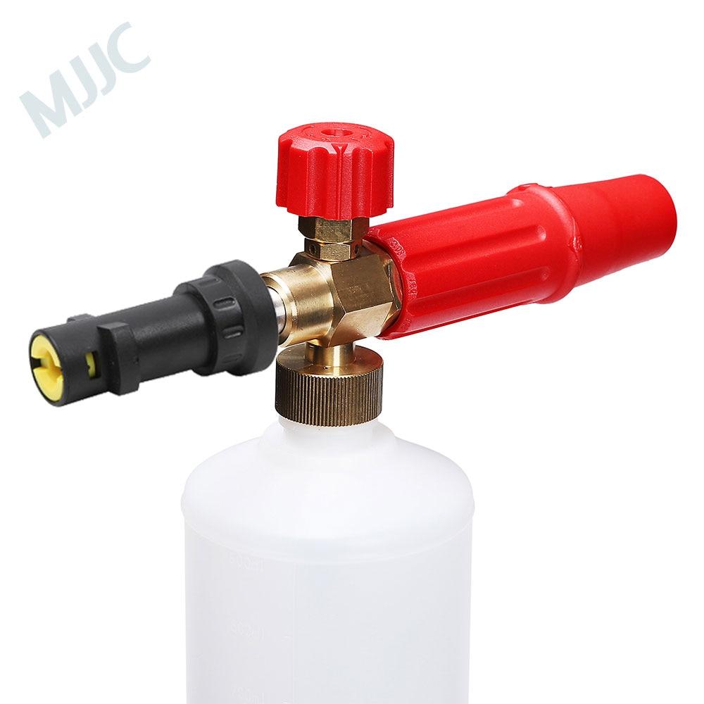 MJJC with High Quality Foam Gun for Karcher K2 - K7, Snow Foam Lance for all Karcher K Series pressure washer Karcher 1