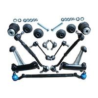 11 peças sobressalentes kits de suspensão braço de controle para mercedes S CLASS w140 1403307607 1403300003 1403201189 1403330327 Peças e braços de controle     -