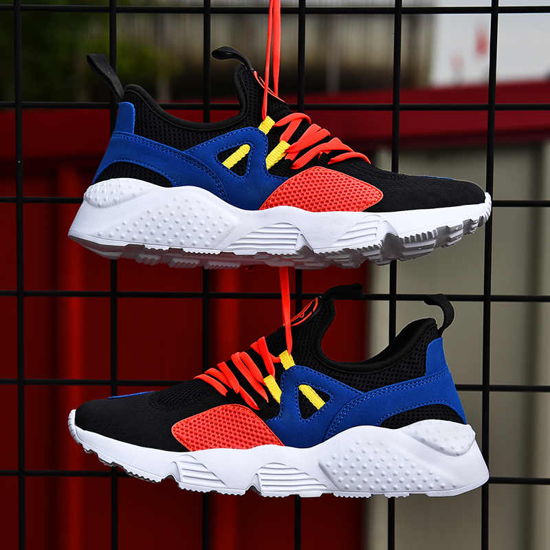 Hoge kwaliteit fashion paar mannen schoenen sneakers outdoor tenis hombre mannen schoenen zapatillas hombre casual schoenen sneakers mannen