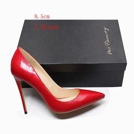 Red 8.5 Patent