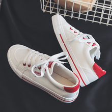 Classic small white shoes men's white sneakers fashion casual outdoor tennis